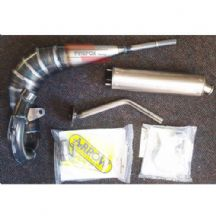 Aprilia RX50 1999 - 2005 Arrow Street Exhaust System